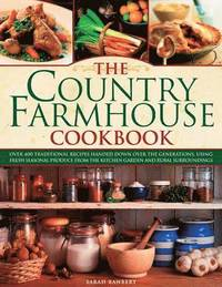bokomslag Country Farmhouse Cookbook