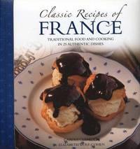 bokomslag Classic Recipes of France