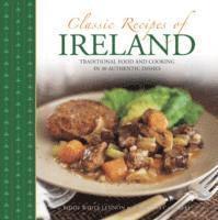 bokomslag Classic Recipes of Ireland