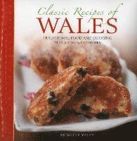 bokomslag Classic Recipes of Wales