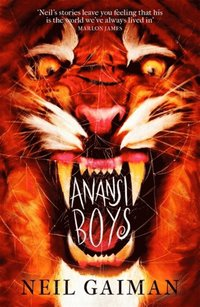 bokomslag Anansi boys