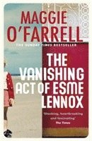 bokomslag The Vanishing Act of Esme Lennox