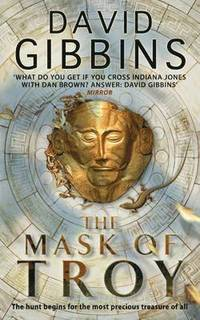 bokomslag The Mask of Troy