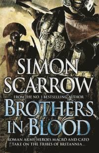 bokomslag Brothers in Blood