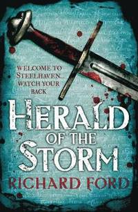bokomslag Herald of the Storm