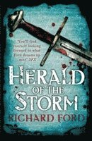 bokomslag Herald of the Storm (Steelhaven: Book One)