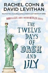 bokomslag The Twelve Days of Dash and Lily