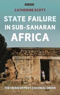 bokomslag State Failure in Sub-Saharan Africa