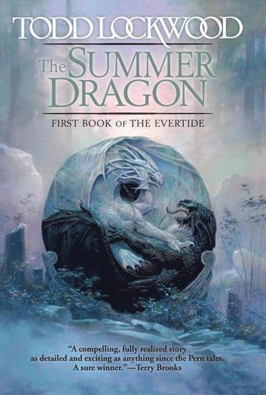 bokomslag The Summer Dragon