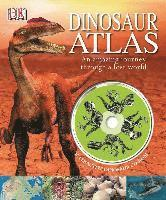 bokomslag Dinosaur Atlas [With CDROM]