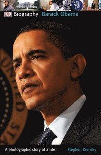 bokomslag DK Biography: Barack Obama