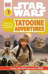 bokomslag DK Readers L1: Star Wars: Tatooine Adventures