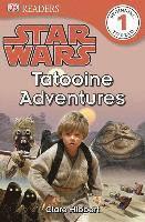 bokomslag Dk Readers L1 Star Wars Tatooine Adven