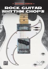 bokomslag Rock Guitar Rhythm Chops