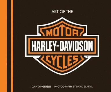 bokomslag Art of the Harley-Davidson Motorcycle - Deluxe Edition