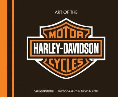 bokomslag Art of the Harley-Davidson(R) Motorcycle - Deluxe Edition