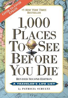 bokomslag 1000 Places to See Before You Die