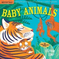 bokomslag Indestructibles: Baby Animals