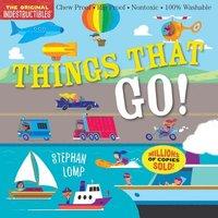 bokomslag Indestructibles: Things That Go!