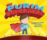 bokomslag The Purim Superhero