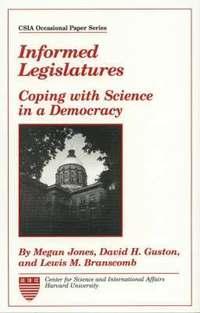 bokomslag Informed Legislatures