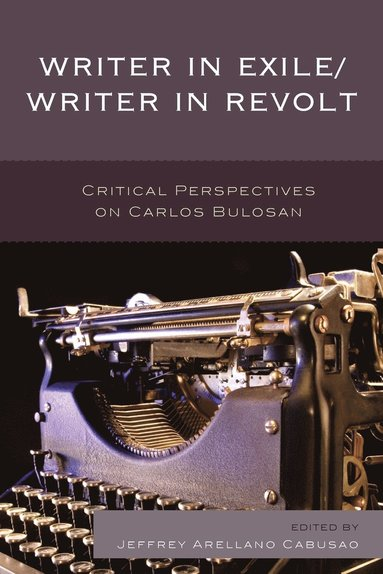 bokomslag Writer in Exile/Writer in Revolt