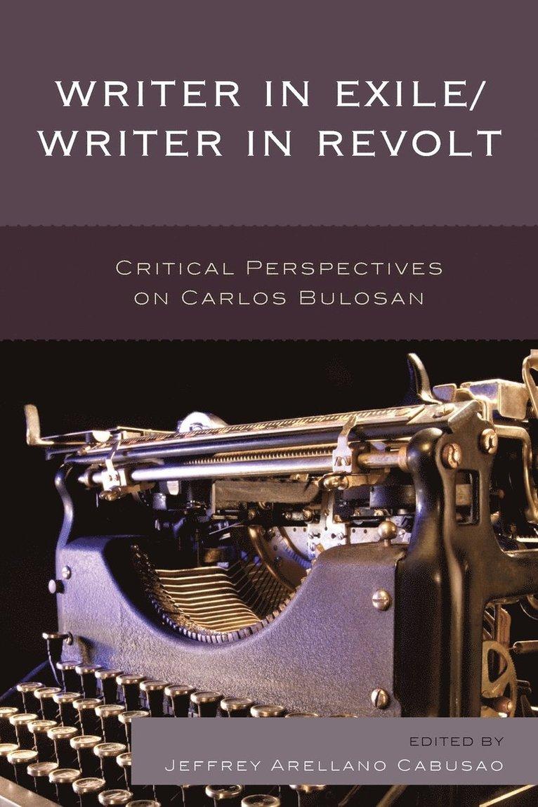 Writer in Exile/Writer in Revolt 1
