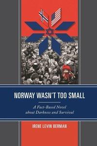 bokomslag Norway Wasn't Too Small
