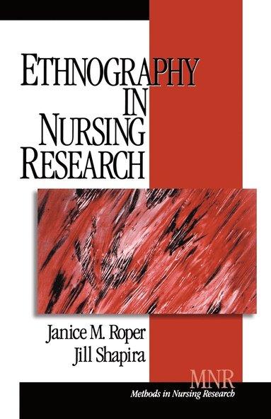 bokomslag Ethnography in Nursing Research
