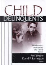 bokomslag Child Delinquents