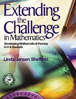 bokomslag Extending the Challenge in Mathematics