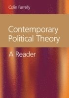 bokomslag Contemporary political theory - a reader