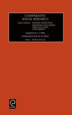 bokomslag Normative Social Action