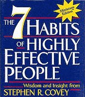 bokomslag The Seven Habits of Highly Effective People (Miniature)