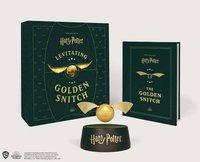 bokomslag Harry Potter Levitating Golden Snitch