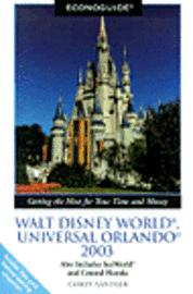 bokomslag Econoguide Walt Disney World Universal Orlando