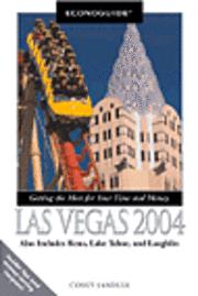 bokomslag Econoguide Las Vegas