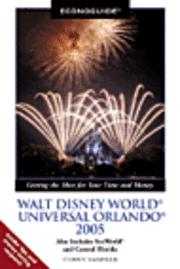 bokomslag Econoguide Walt Disney World, Universal Orlando
