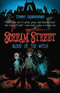 bokomslag Scream Street: Blood of the Witch [With 4 Collectors' Cards]