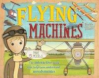 bokomslag Flying Machines [With 5 Models]