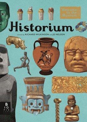 bokomslag Historium: Welcome to the Museum
