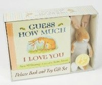 bokomslag Guess How Much I Love You: Deluxe Book and Toy Gift Set [With Toy Rabbit]
