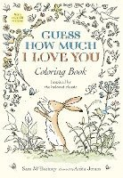 bokomslag Guess How Much I Love You Coloring Book