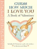 bokomslag Guess How Much I Love You: A Book of Valentines