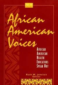 bokomslag African American Voices