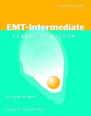 bokomslag EMT-Intermediate: Pearls Of Wisdom