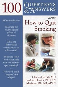 bokomslag 100 Questions  &;  Answers About How To Quit Smoking