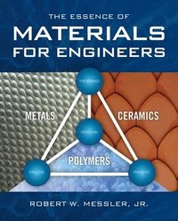 bokomslag The Essence of Materials for Engineers