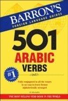 bokomslag 501 arabic verbs