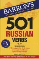 bokomslag 501 Russian Verbs